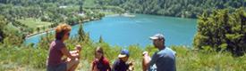 Lac de Chalain séjour Famille